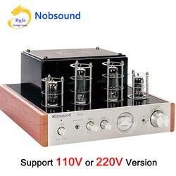 Nobsound MS-10D Tubo Amplificatore Audio Amplificatore di Potenza 25 W * 2 Vuoto amplificatori Supporto 110 V o 220 V Hifi amplificador Stereo