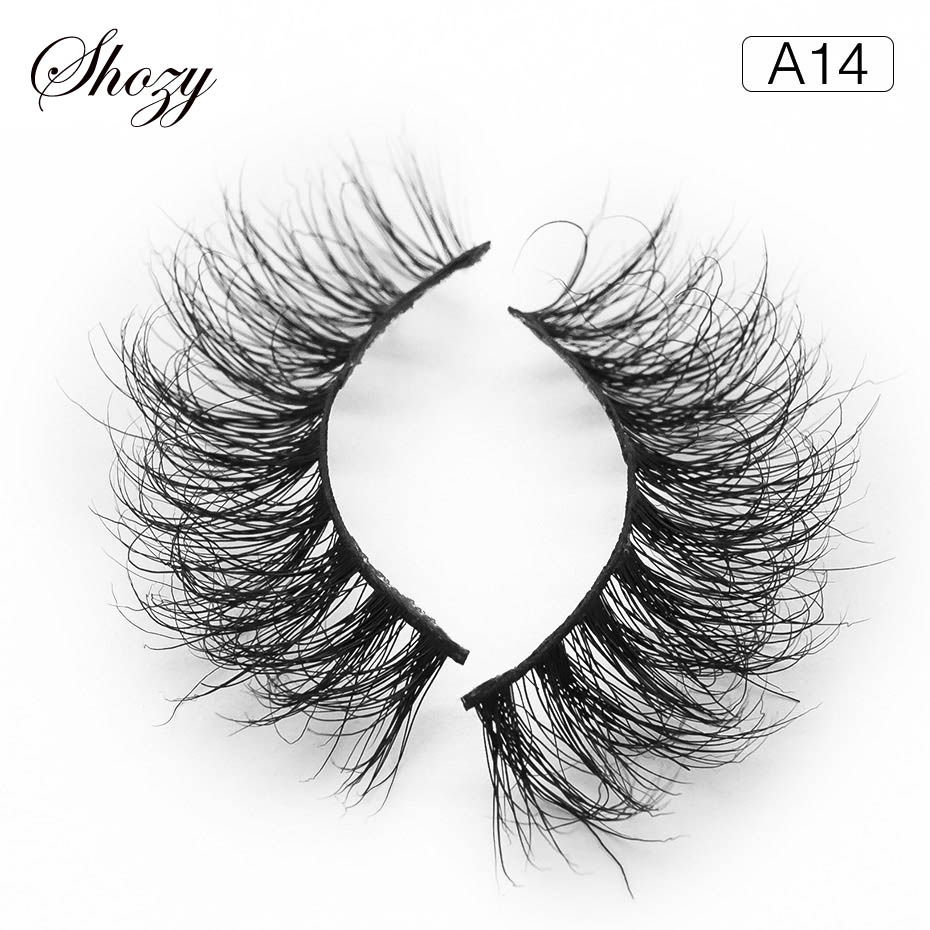 4e884ef7ce8 Detail Feedback Questions about Shozy Mink Lashes 3D Mink Eyelashes Natural  False Eyelashes 1 pair Handmade Fake Eye Lashes Extension for Beauty Makeup  ...