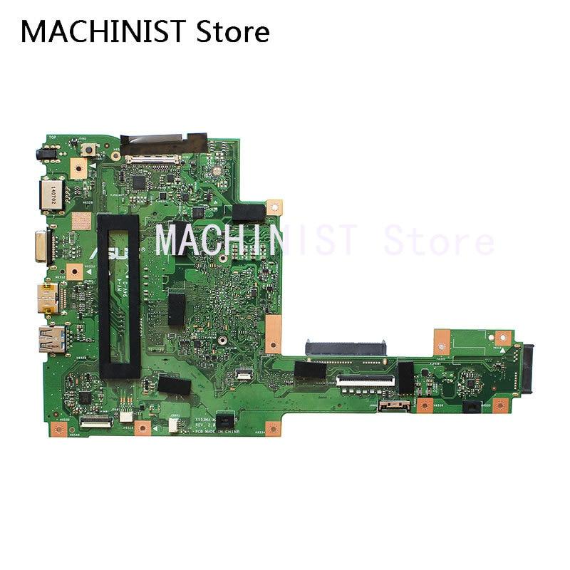 X553MA motherboard N2830 For ASUS A553M X503M F503M X553MA X503M X553M F553M F553MA laptop motherboard 100% tested 1