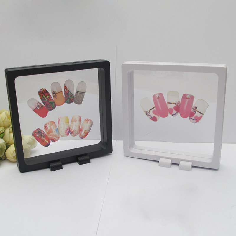 Nails Color Card Display Mini Panel Color Display Board White Mini ...
