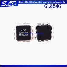 2 adet/grup GL854G MSG03 GL854G QFP 64 yeni ve orijinal stokta