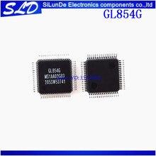 2 stks/partij GL854G MSG03 GL854G QFP 64 nieuwe en originele in voorraad