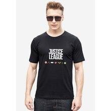 BTS JUSTICE LEAGUE T Shirt Men Fashion New Summer Style Men T-Shirt