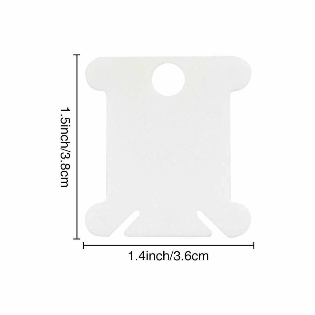 120 個クロスステッチスタンドボビンミシン糸糸オーガナイザー縫製ツールアクセサリー刺繍ホルダー巻プレートボード
