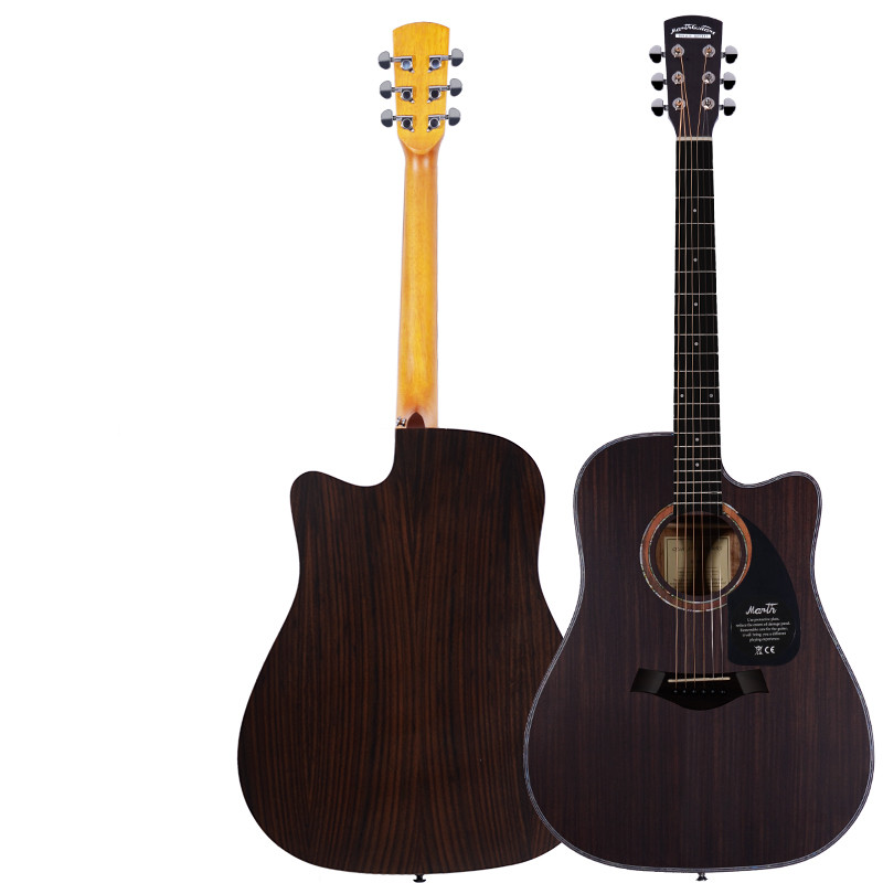 Rosewood Top Rosewood Back and Side Acoustic Guitar 41 Acoustic Guitarra Vintage Free Shipping spruce top sapele back and side rosewood fingerboard acoustic guitar 34 acoustic guitarra free shipping