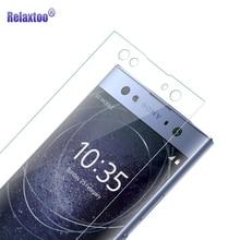 2.5D Screen Protector For Sony Xperia XA1 Tempered Glass Film For Sony Xperia XA XA1 Ultra Plus L1 XA2 HD 9H Glass Ultra-thin