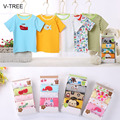 Summer baby boys girls short sleeves Tshirts  Baby clothes for boys and girls  Cotton baby T shirt