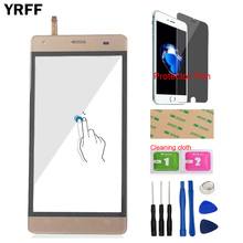 YRFF Mobile Phone Front Touch For Cubot