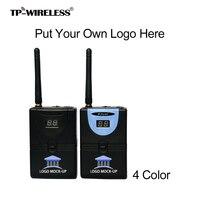TP WIRELESS تخصيص رسوم ل أربعة ألوان الحرير فرزهم الطباعة من WTG02 اللاسلكية نظام مرشد سياحي|guide system|tour guidewireless tour guide -