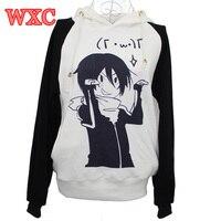 Harajuku Kawaii Women Hooded Hoodies Anime Noragami Aragoto Yato Sweatshirt School Clothes Winter Coat Sudaderas Mujer WXC
