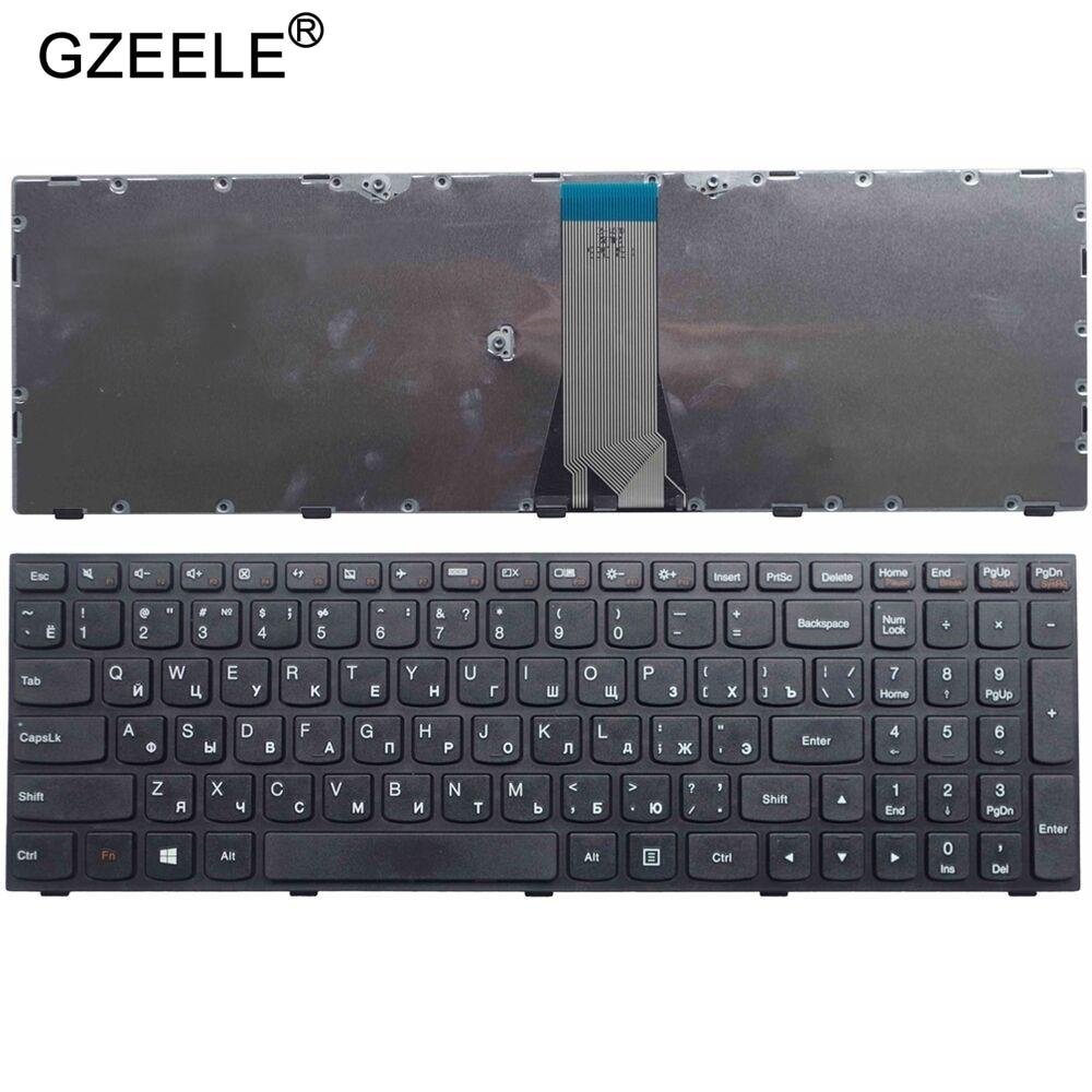 GZEELE RU laptop keyboard for LENOVO -70 -45 B50 -70AT -30 Z50 Z50 B50 -70 B70-80 RU layout RUSSIAN BLACK