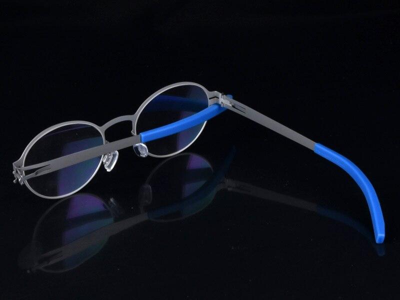 Personnalité créative lunettes de vue cadre hommes lunettes - Accessoires pour vêtements - Photo 4
