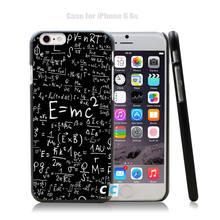 Great Albert Einstein's E=MC2 cover cases / skins for iPhone Apple 4 4s 5 5s SE 5c 6 6s 7 Plus