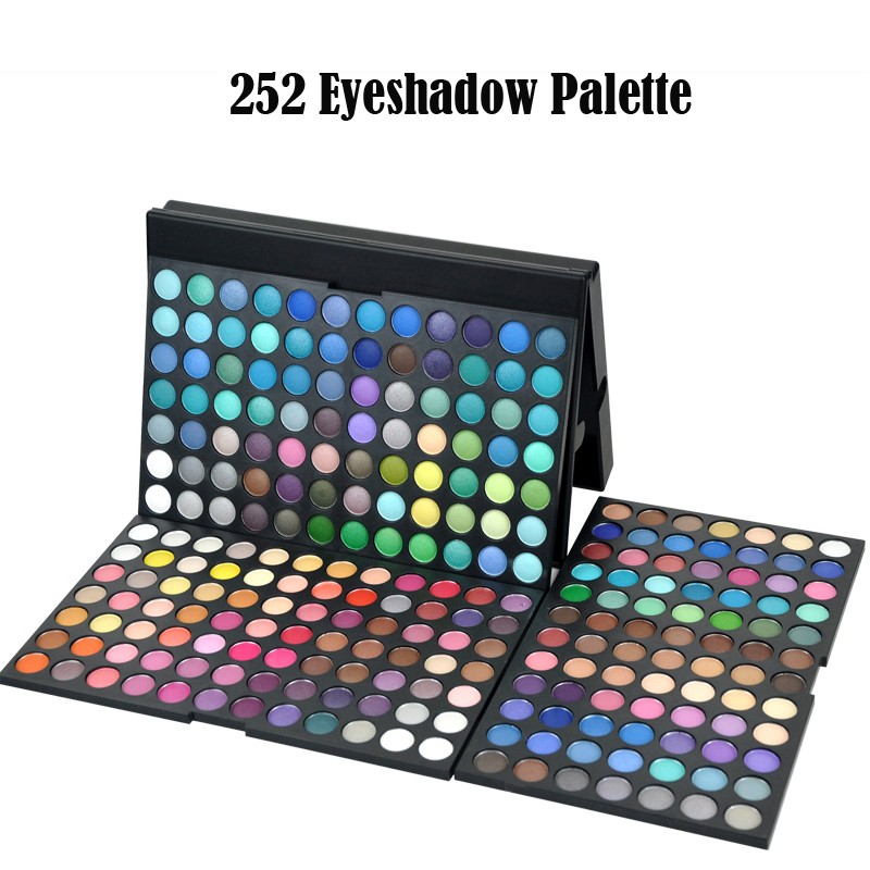 Palette-Of-Colors-Makeup-252-Eyeshadow-Brand-Eye-Shadows-Palette-Kit-Cosmetics-Set-Case-maquiagem-eyeshadow