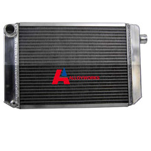 Racing Radiator 40MM CORE RADIATOR FOR MG Midget 1500 1974-1979 75V76 77 78 AT/MTAUTO/MANUAL Replacement Cooling System