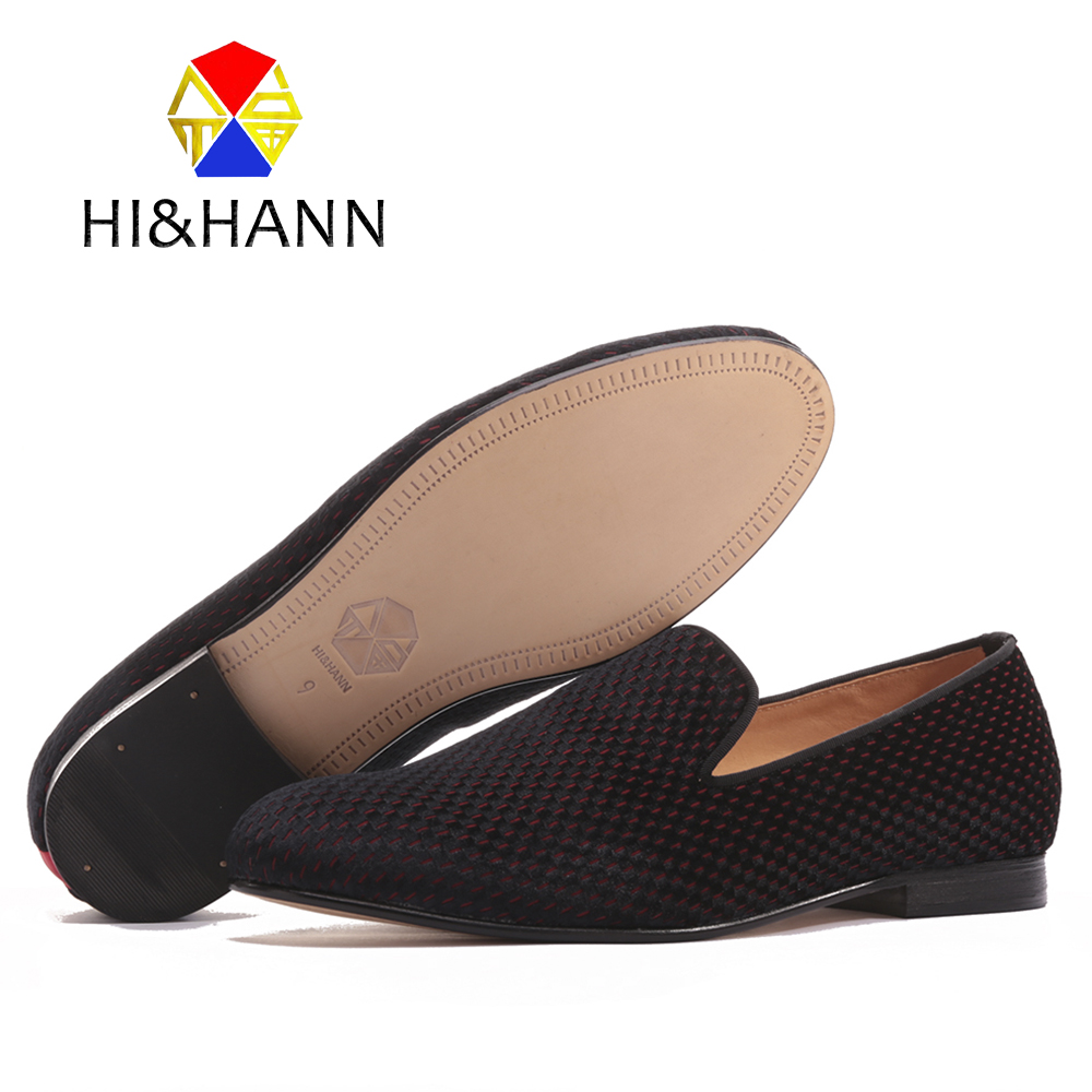top grade Genuine leather insole and outsole handmade men velvet sheos with red polka dot design party men loafers male's flats 2017 new arrival comfortable genuine leather bottom and insole men loafers colourful banquet men handmade shoes party male flats