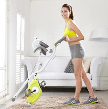 Dynamic sense Single car Indoor Cycling Bikes Fitness Equipments Weight loss between exercise bike ultra-quiet /210903