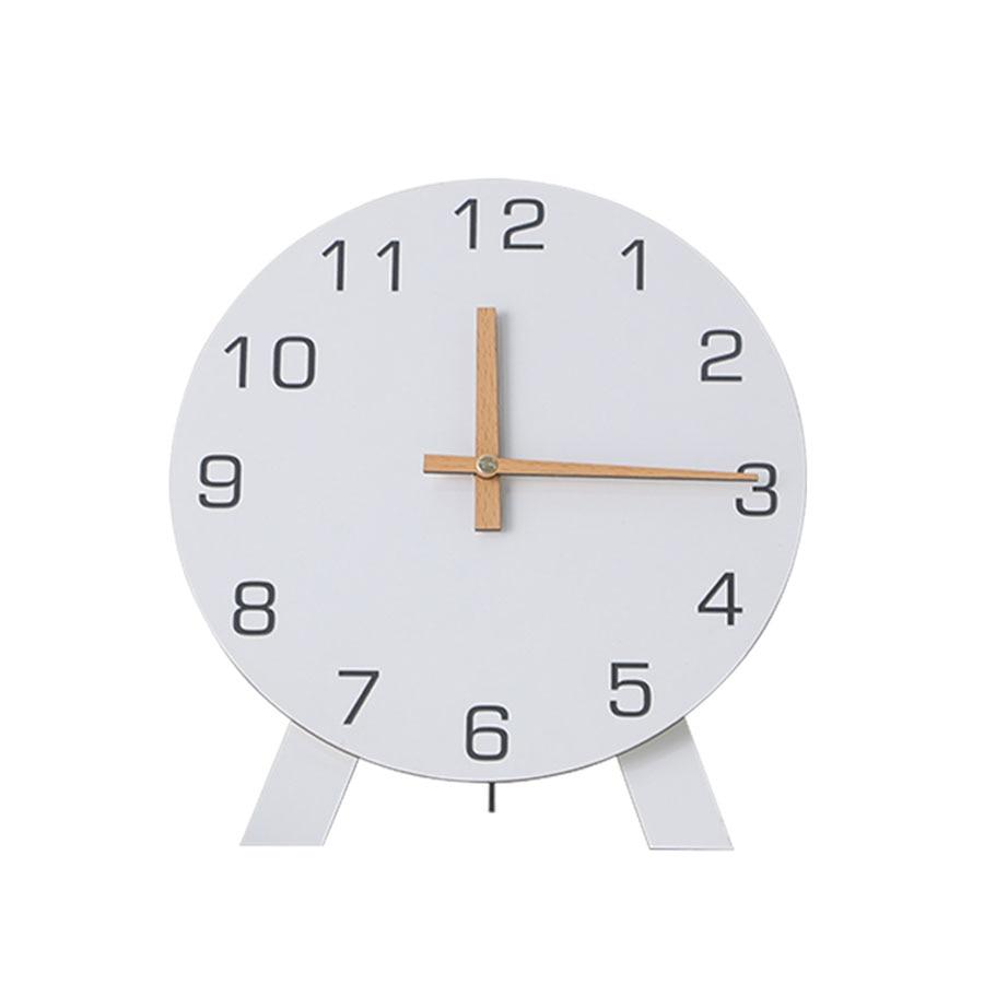 Table Clock Modern Design Office Accessories Decoration Desk Electronic Desk Clock Digital Watch Table Home Decor Reloj 50Y012