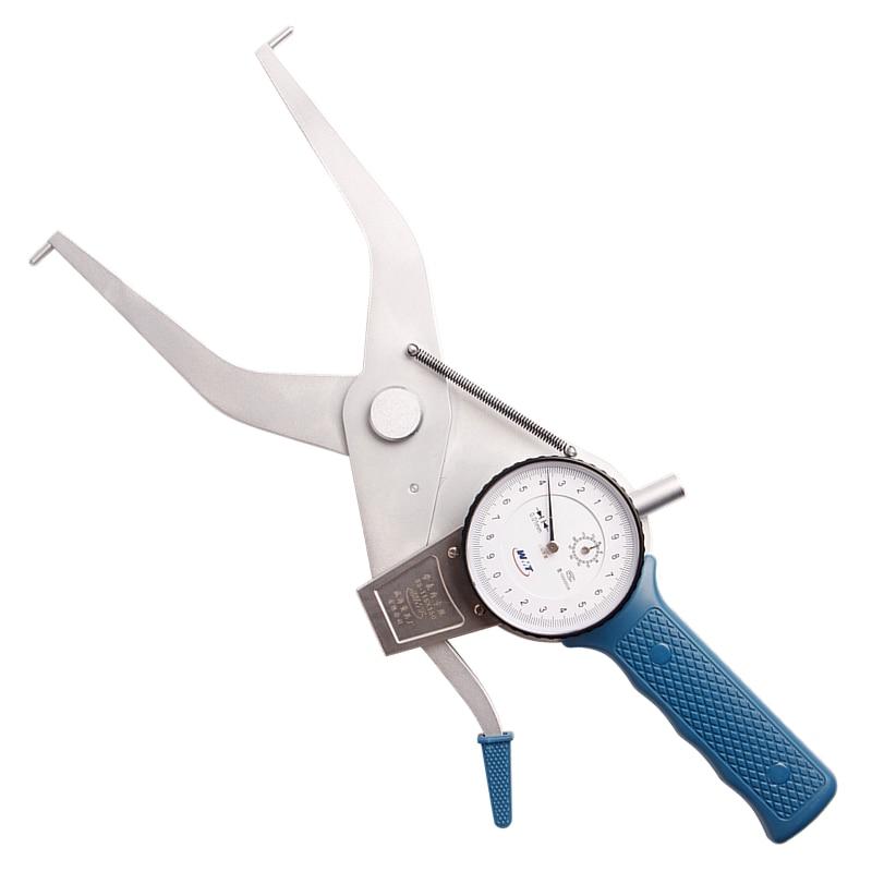 95-115*150mm/0.01mm Dial Caliper Gauges Inside Shockproof Carbide Points Micrometer Measuring Tools