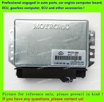 For car engine computer board/M154 ECU/Electronic Control Unit/Car PC/CHANA Alto 0261207105 3600010B8/driving computer