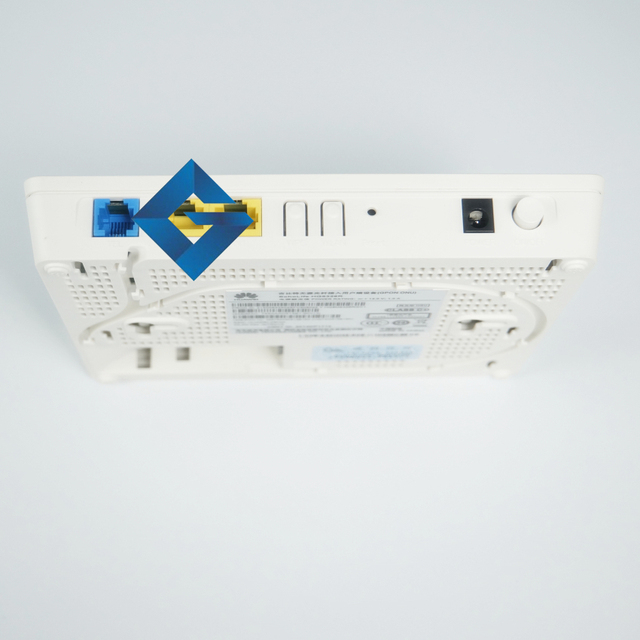 20/PCS Original HW HG8326R GPON ONU with external antennas, class C+, English version, 2LAN+ 1 POTS+ wifi
