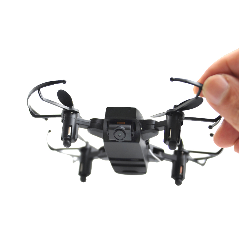 FEICHAO 1601 Mini Drones with Camera HD 0.3MP 2MP Drone Foldable Real Time Video Altitude Hold WIFI FPV RC Quadcopter Toys Dron 3