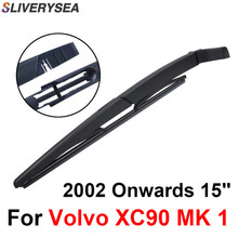 Rear Wiper Blade and Arm For Volvo XC90 MK 1 2002 Onwards 14'' 4 door SUV High Quality Iso9001 Natural Rubber RVO31-1A цена