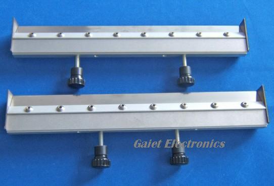MPM Momentum Metal Squeegee,MPM AccuFlex Metal Squeegee,MPM Accela Metal Squeegee mpm accuflex printing machine 1007733 455mm clamp foil