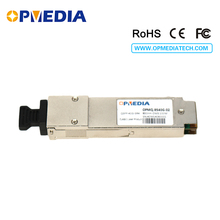 100% compatible with Hua-wei 40GBASE-SR4 QSFP+ 850nm 150m Transceiver,40G QSFP+ SR4 DDM OM4 150m optical Module недорого
