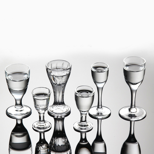 Crystal Cup Shot Glass