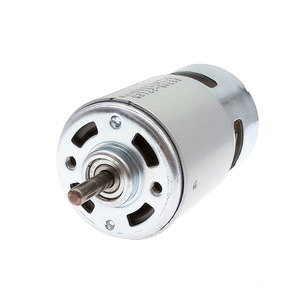 DC12V Motor 775 DC 24V double Ball Bearing 1000rpm8500rpm6000rpm4500rpm3000rpm Large Torque Low Noise(China)