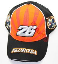 Freeshipping Daniel Pedro Rosa snapback motorcycle helmet moto gp hat number 26 Sun helmet Repsol Color matching bags luggage