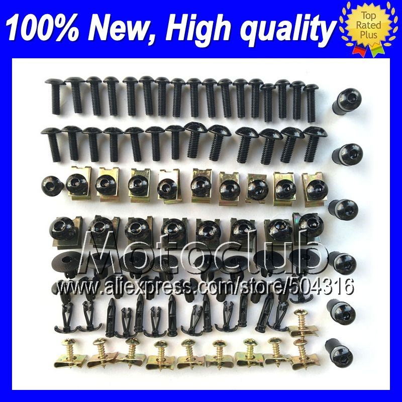 Fairing bolts full screw kit For SUZUKI GSXR600 GSXR750 08 09 10 GSXR 600 750 K8