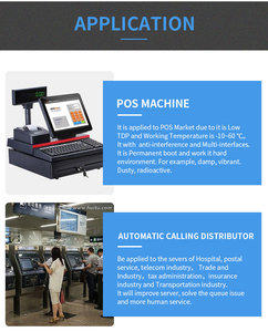 """Image 5 - tablet pc with intel core i5 processor 15"""" industrial panel PC for Kiosk and multifunction ATM"""