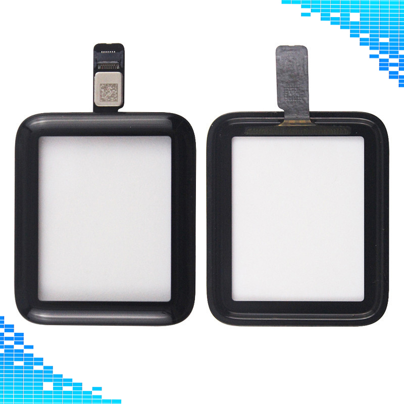 38mm 42mm Gen2 Touch screen digitizer glass panel repair parts For Apple Watch series 2 series 3 38mm 42mm Touch panel