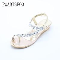 Summer Sandals Women Flat Sandals Toe Sandals Bohemia Fashion Women S Shoes HYKY 8809 1