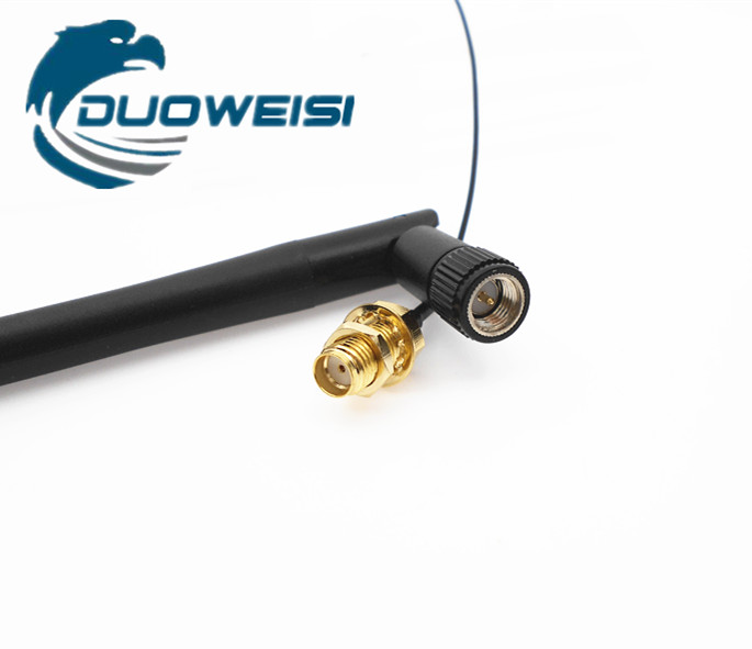 3G antenna supporting SMA to IPEX extension cable high gain omni directional WiFi module dedicated male antenna