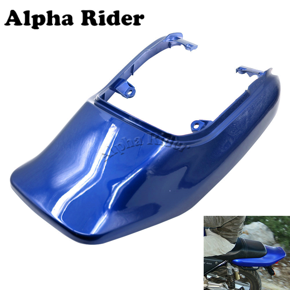 For Honda Super Four CB400 92 93 94 Rear Tail Section Seat Cowl Fairing Cover CB