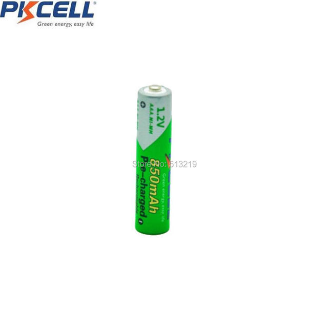 Pre-charged NIMH 1.2V  850mAh AAA Ni-MH 3A Rechargeable Battery