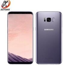 """Новый оригинальный Samsung Galaxy S8 плюс D/S G955FD мобильный телефон 6.2 """"4 ГБ Оперативная память 64 ГБ Встроенная память snapdragon 835 IP68 Водонепроницаемый Пылезащитный телефон"""
