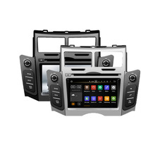 Runningnav Octa Core Android 6.0 Fit TOYOTA YARIS 2005-2011 Car DVD Player Navigation GPS Radio