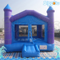 Cheap Commercial Purple Color Inflatable Bouncer Castle for Kids