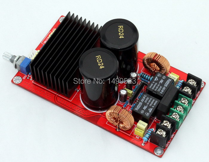 Assembled TDA8950 amplifier board 120w+120w (with UPC1237 speaker protection) YJ цена