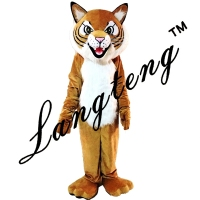 Tiger Wild Cat mascot costumes for adults christmas Halloween Outfit Free Shipping high quality
