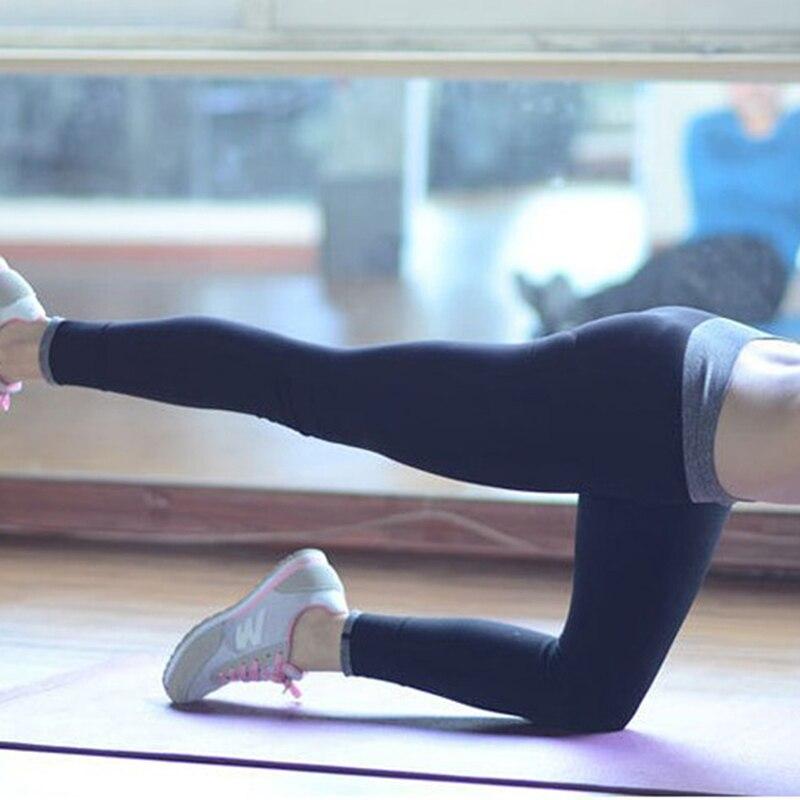 New Women's Leggings High Elasticity Skinny Fitness Legging Quick-Dry Absorb Sweat Ladies Leggings Workout Legging Pants