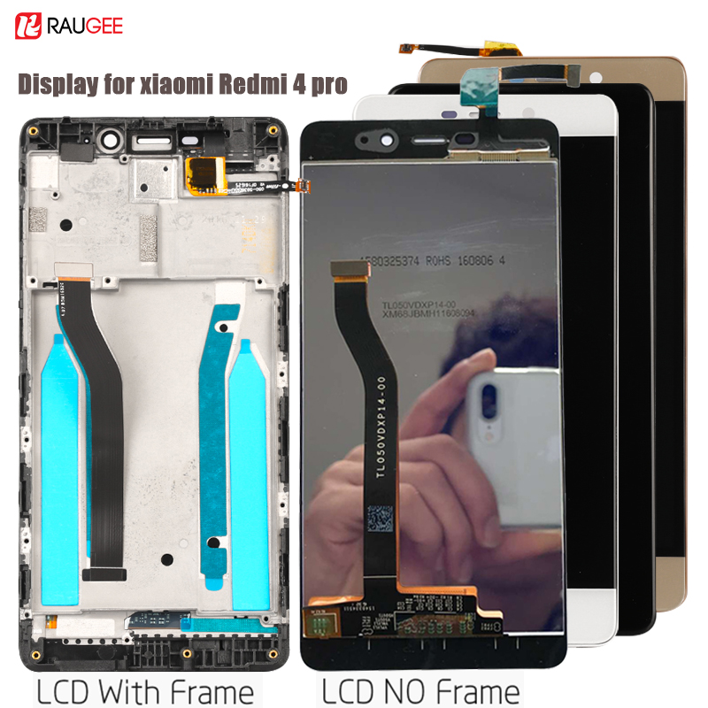 Display for <font><b>Redmi</b></font> <font><b>4</b></font>(3GB RAM-32GB ROM) LCD <font><b>Screen</b></font> <font><b>Touch</b></font> Display Digitizer Replacement for <font><b>Xiaomi</b></font> <font><b>Redmi</b></font> <font><b>4</b></font> <font><b>Pro</b></font> <font><b>Screen</b></font> Display 5.0' image