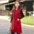 2017 Otoño Nueva Moda de Lana Largas de Las Mujeres Chalecos Sin Mangas Femenina Borla Grandes Bolsillos Solo Botón Delgado Chaleco de Vestir Exteriores