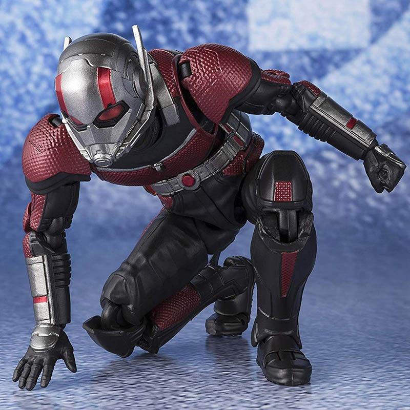 Avengers 4 Endgame SHFiguarts Ant Man Infinity War Action Figure Model Toy Doll Christmas Gift (10)