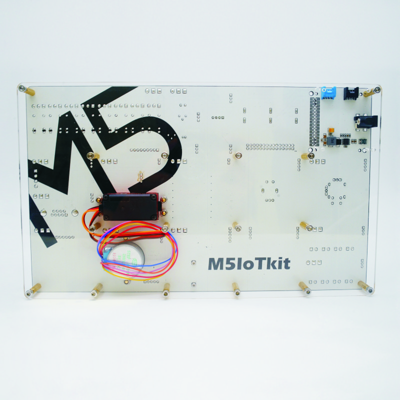 Image 2 - New Arrival! M5Stack IOT Training Kit Environment Sensor Set encoder Industrial Application DEMOBOARD-in Demo Board Accessories from Computer & Office