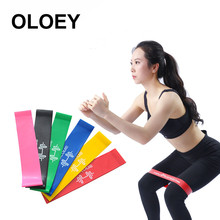 fitness elastic band 6pcs Latex Tubing Expanders Yoga Stretch Resistance Fitness Band Strap Elastic Band Crossfit DanceTraining
